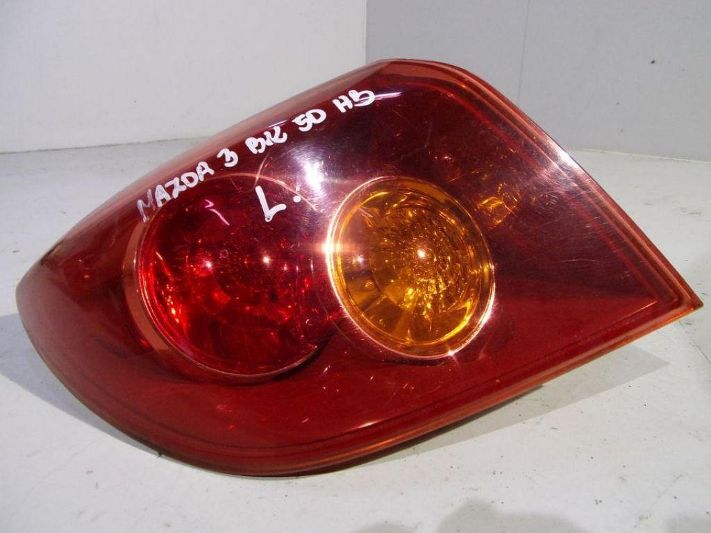 Mazda 3 BK HB lampa lewa tylna