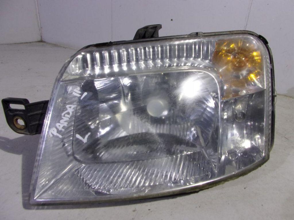 Fiat Panda II lampa lewa przednia