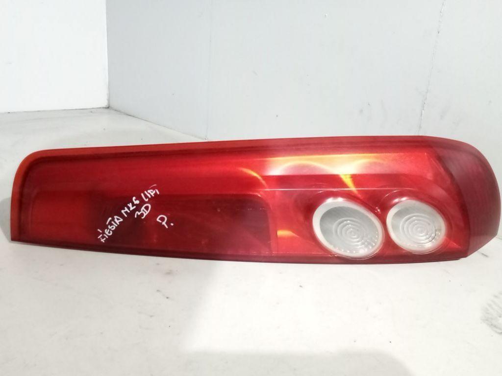 Ford Fiesta MK6 lift 3D lampa prawa tylna